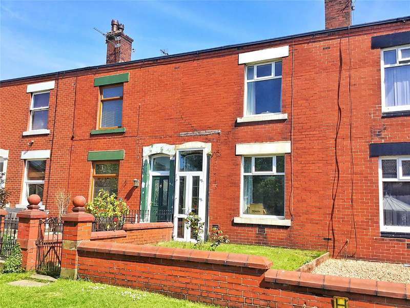 2 Bedrooms Terraced House for sale in Littlewood, Heyside, Oldham, Greater Manchester, OL2