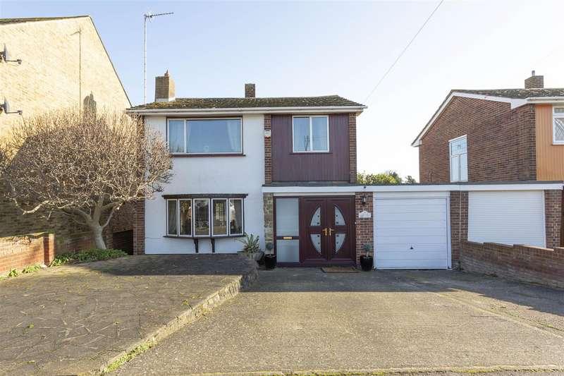3 Bedrooms Detached House for sale in Epple Road, Birchington