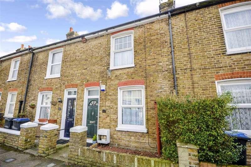 2 Bedrooms Terraced House for sale in Afghan Road, Broadstairs, Kent