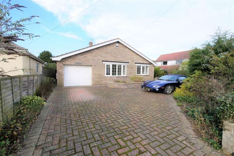 2 Bedrooms Detached Bungalow for sale in Willoughby Road, Sutton-On-Sea, Mablethorpe, LN12