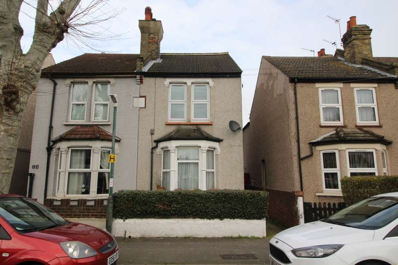 2 Bedrooms Maisonette Flat for sale in Colney Road, Dartford, Kent, DA1