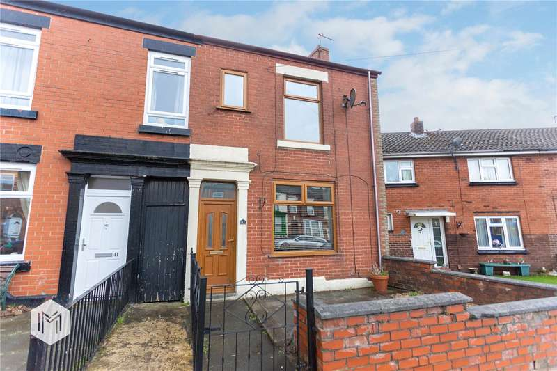 3 Bedrooms Terraced House for sale in Cowling Brow, Chorley, Lancashire, PR6