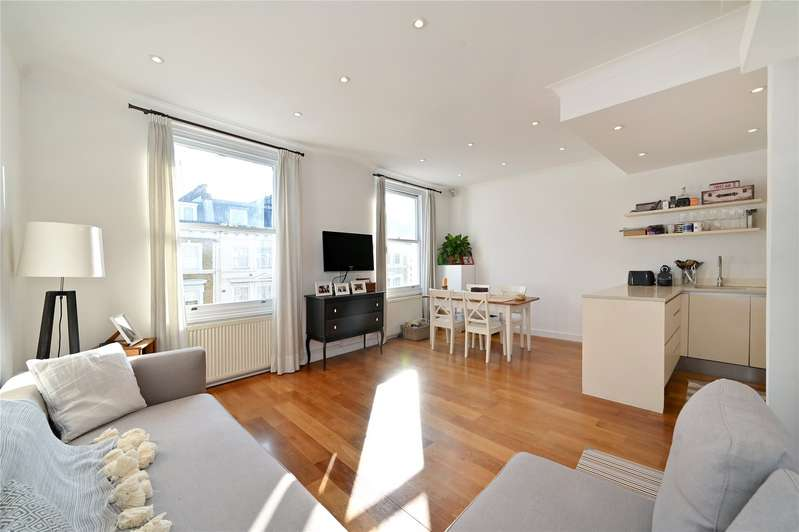 1 Bedroom Flat for sale in Collingham Place, London, SW5