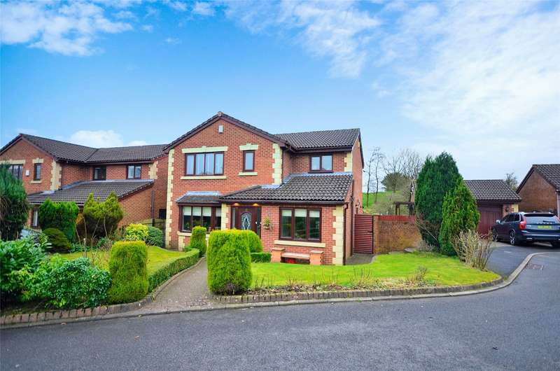 4 Bedrooms Detached House for sale in Greencroft Meadow, Royton, Oldham, OL2