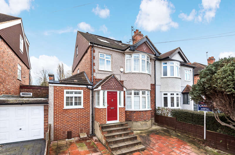 6 Bedrooms Semi Detached House for sale in Charldane Road, New Eltham, SE9