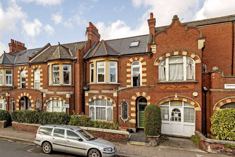 3 Bedrooms Maisonette Flat for sale in Emmanuel Road, Balham