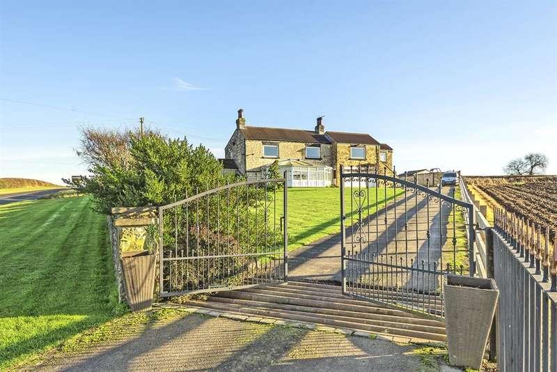 4 Bedrooms Detached House for sale in Milner Lane, Saxton, Tadcaster, LS24 9QG