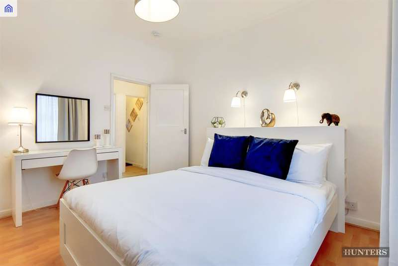 1 Bedroom Studio Flat for sale in Georgiana Street, Camden, London, NW1 0EB