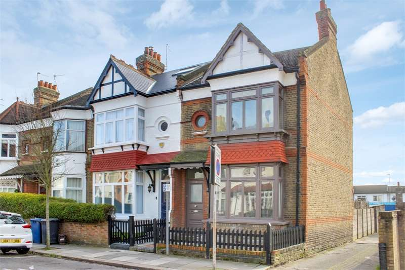 3 Bedrooms End Of Terrace House for sale in Baronsmere Road, East Finchley, London