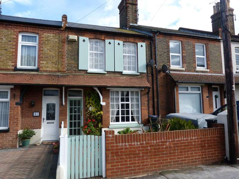 3 Bedrooms Terraced House for sale in Margate Road, Broadstairs