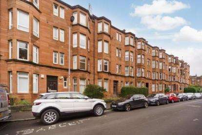 1 Bedroom Flat for sale in Kennoway Drive, Thornwood, Partick, Glasgow