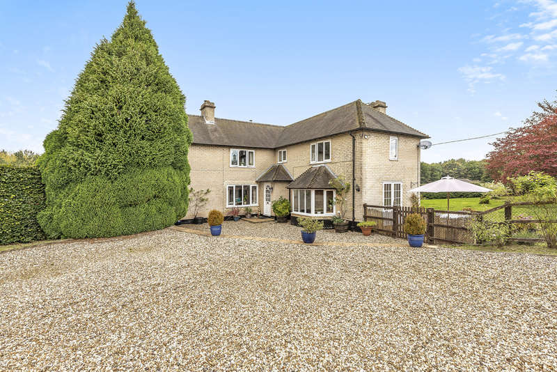 4 Bedrooms Semi Detached House for sale in Trow Lane, Tockenham