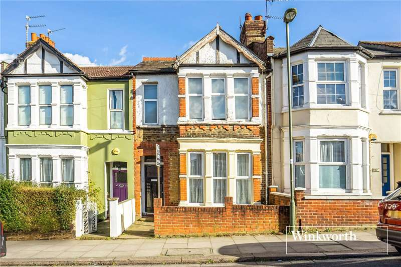 1 Bedroom Flat for sale in Long Lane, Finchley, London, N3