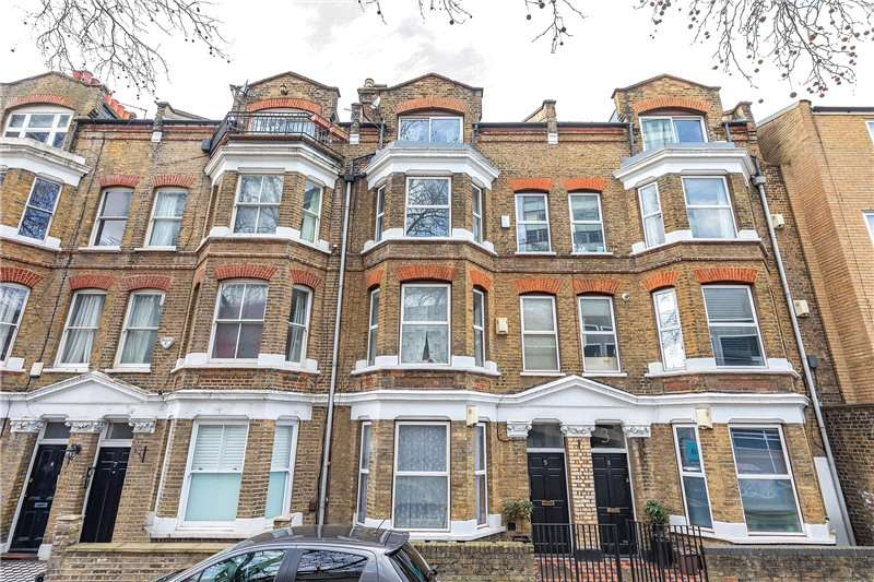 3 Bedrooms Flat for sale in Oswin Street, Elephant & Castle, London, SE11
