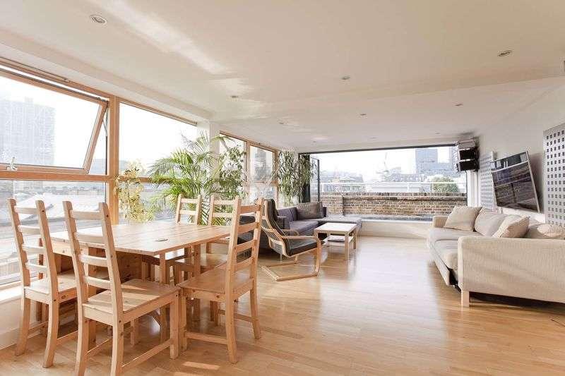 2 Bedrooms Property for sale in Leonard Street, London