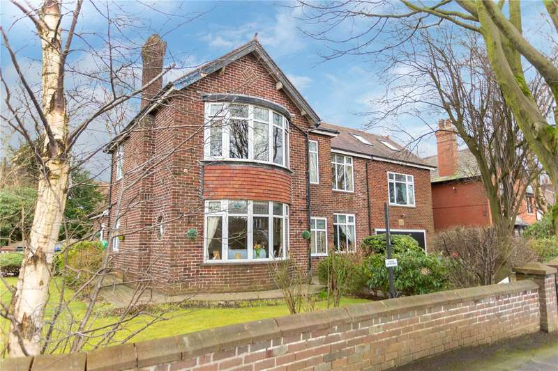 6 Bedrooms Detached House for sale in Broadhalgh Road, Bamford, Greater Manchester, OL11