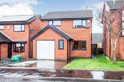 3 Bedrooms Detached House for sale in Meadowcroft, Lower Darwen, Darwen, Lancashire, BB3