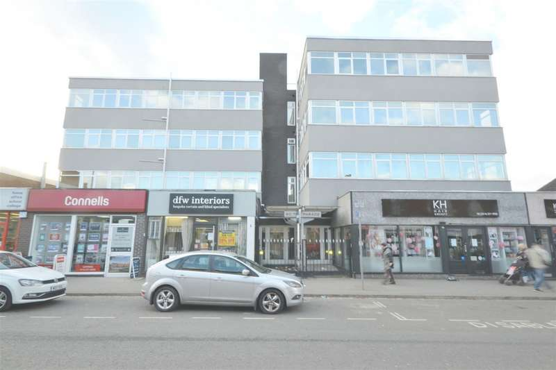 2 Bedrooms Apartment Flat for sale in The Parade, Oadby, Leicester