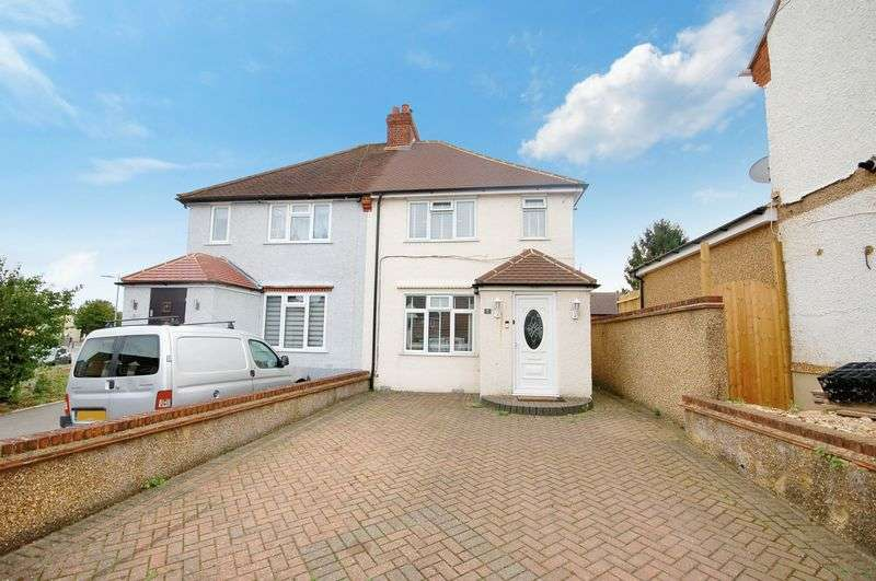 3 Bedrooms Property for sale in Chalfont Road, Maple Cross, WD3