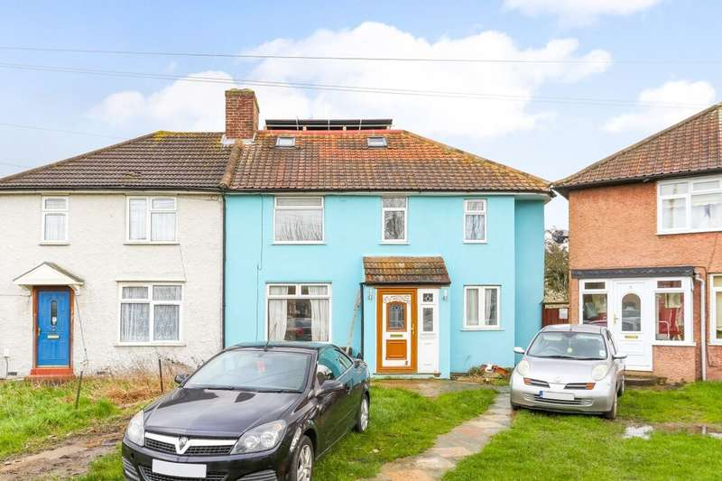 5 Bedrooms Semi Detached House for sale in Verney Gardens, Dagenham, RM9