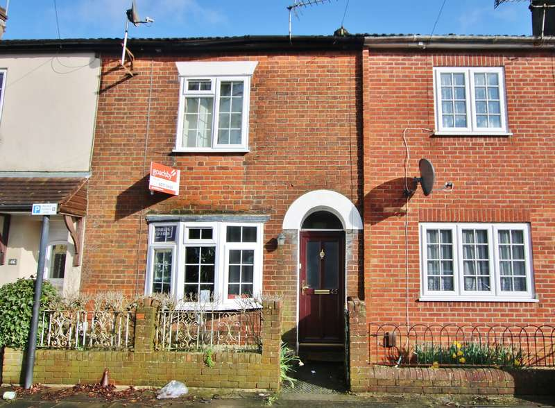 2 Bedrooms Terraced House for sale in Inner Avenue , Southampton
