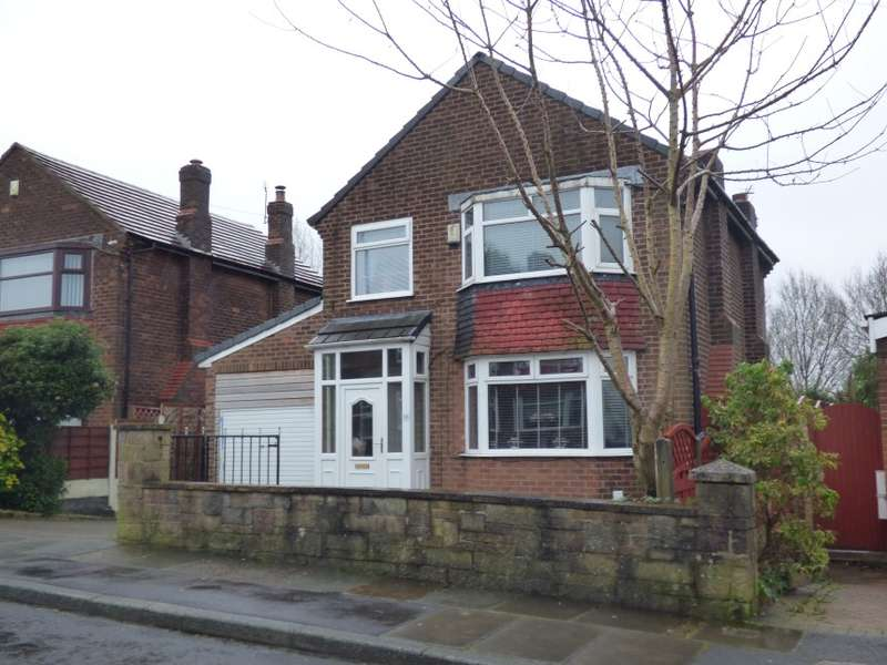 3 Bedrooms Detached House for sale in 55 Broomfield Crescent, Middleton, Manchester