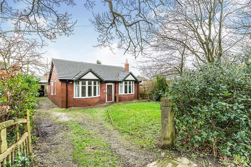2 Bedrooms Detached Bungalow for sale in Oakmere Avenue, Withnell, Chorley, Lancashire, PR6