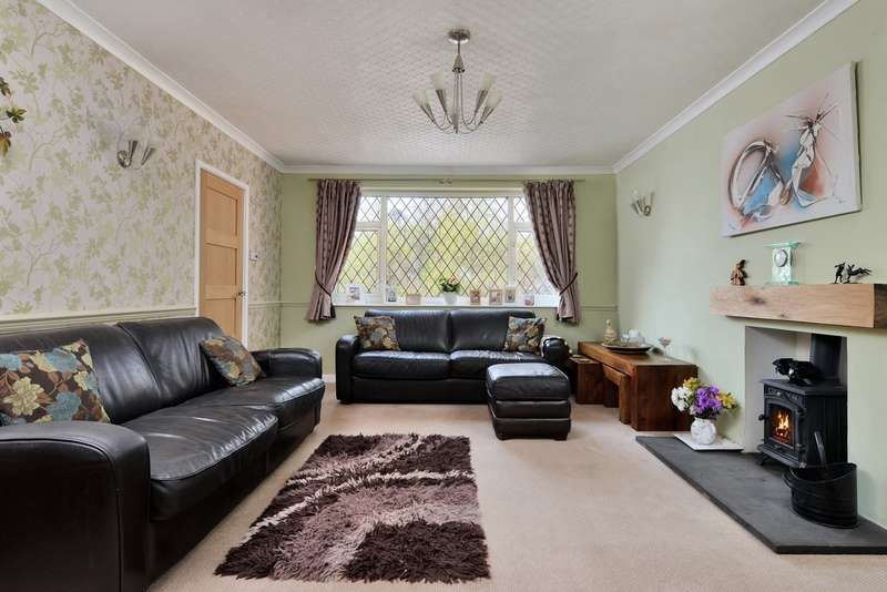 5 Bedrooms Detached House for sale in Swithland Lane, Rothley