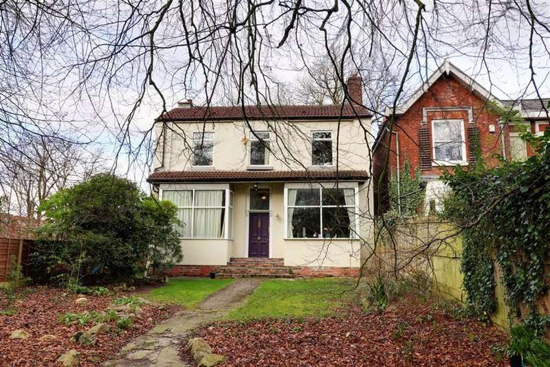 4 Bedrooms Detached House for sale in Rushford Avenue, Manchester