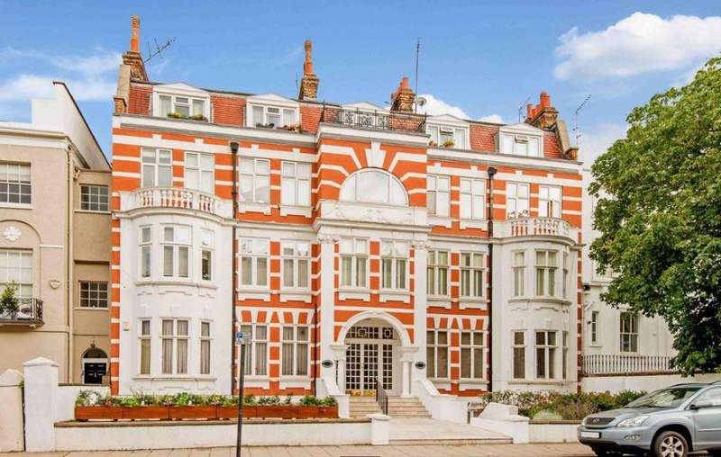 2 Bedrooms Apartment Flat for sale in Abercorn Place, St Johns Wood, NW8