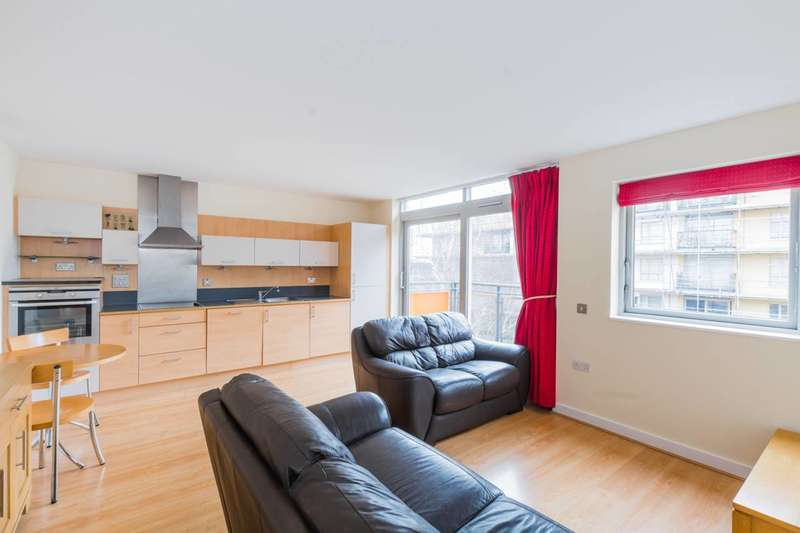 2 Bedrooms Flat for sale in Greenroof Way, Greenwich Millennium Village, SE10