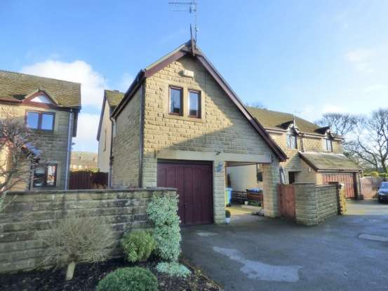 4 Bedrooms Detached House for sale in Bowling Green, Bury, Lancashire, BL0 0DY
