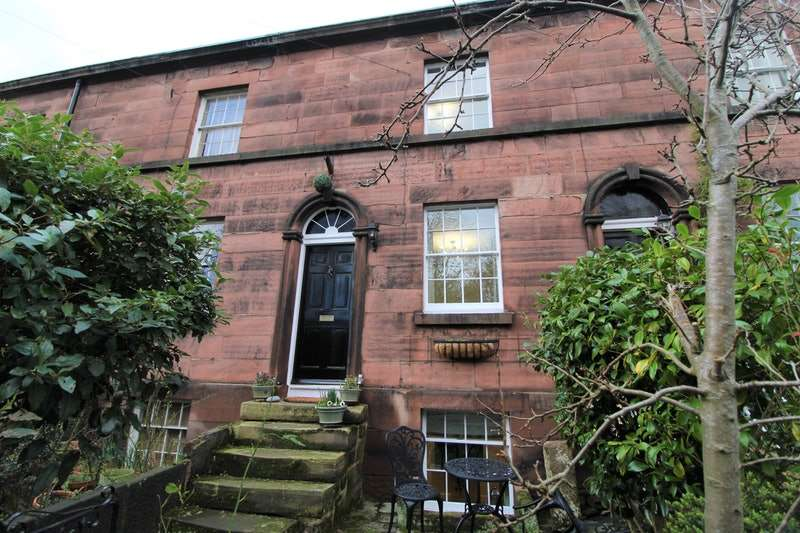 2 Bedrooms Terraced House for sale in Church Road, Woolton, Liverpool, Merseyside, L25