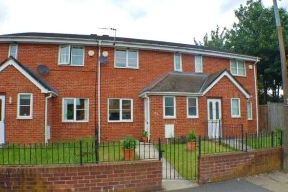 3 Bedrooms Terraced House for sale in Holme Avenue, Bury, Greater Manchester, BL8