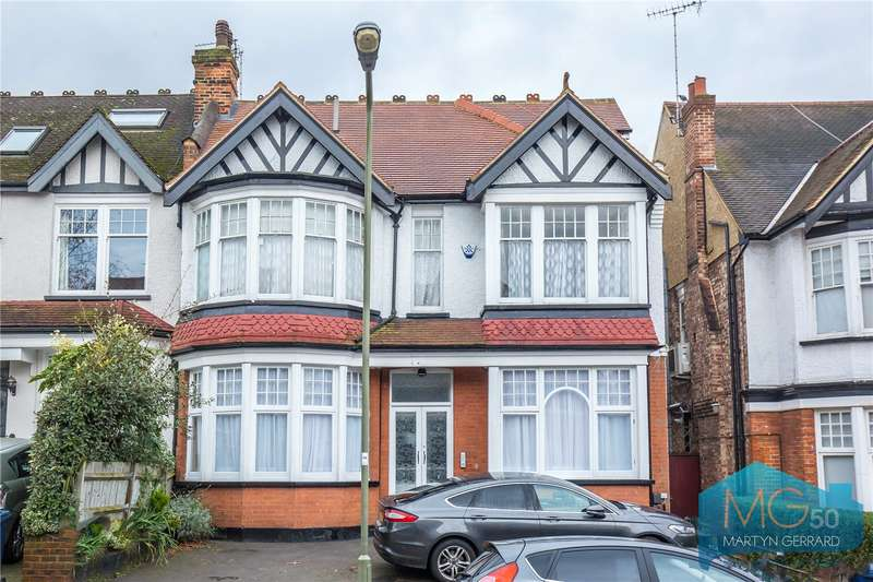 2 Bedrooms Apartment Flat for sale in Church Crescent, Church End, London, N3