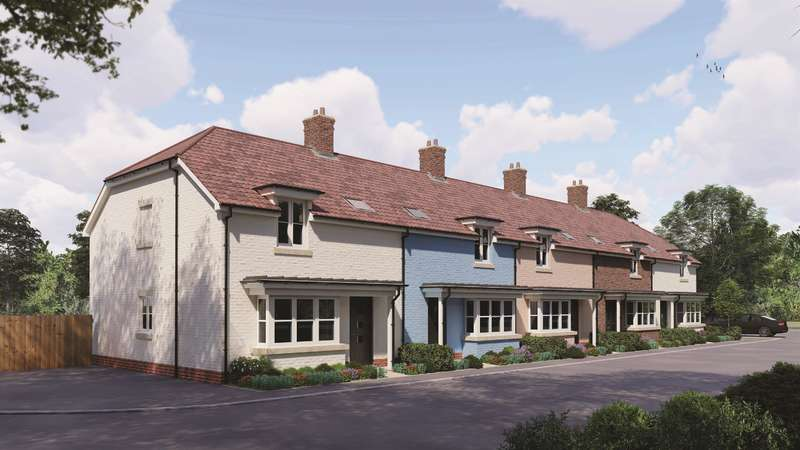3 Bedrooms Semi Detached House for sale in Stokefield Mews, Thornbury, BS35 1BW
