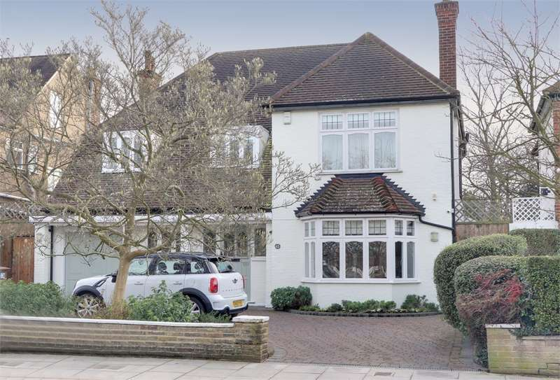 5 Bedrooms Detached House for sale in Twyford Avenue, East Finchley, London