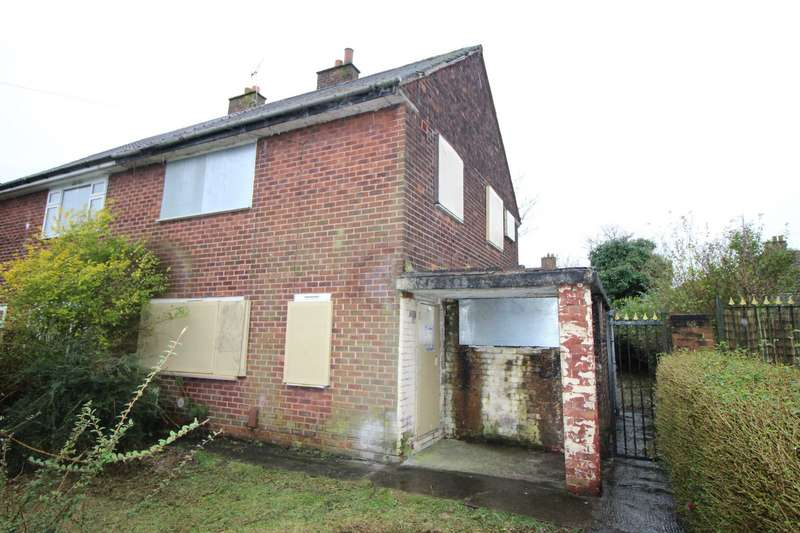 3 Bedrooms Semi Detached House for sale in Coniston Avenue, Little Hulton, Manchester, M38