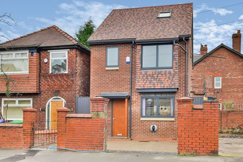 3 Bedrooms Detached House for sale in Grangethorpe Drive, Burnage, Greater Manchester, M19