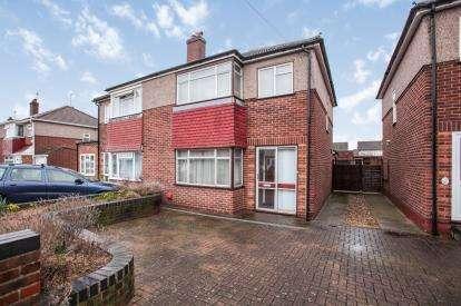 3 Bedrooms Semi Detached House for sale in Edinburgh Crescent, Waltham Cross, Hertfordshire
