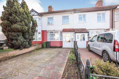 3 Bedrooms Terraced House for sale in Lodge Crescent, Waltham Cross, Hertfordshire