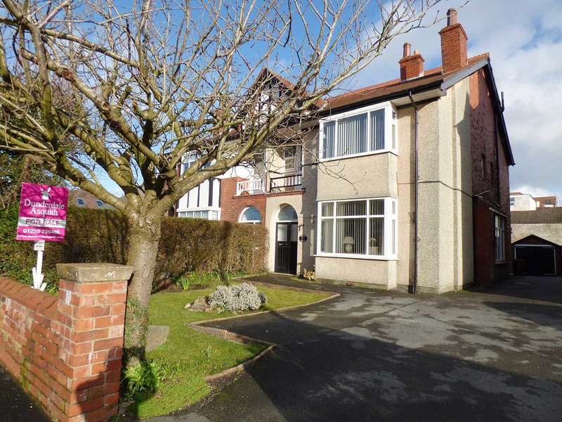 4 Bedrooms Semi Detached House for sale in Myra Road, Fairhaven, Lytham St Annes