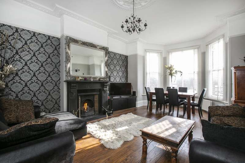 2 Bedrooms Apartment Flat for sale in Waldegrave Road, Upper Norwood