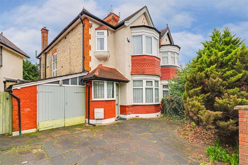 4 Bedrooms Semi Detached House for sale in East End Road, East Finchley, London