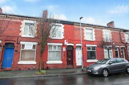 2 Bedrooms Terraced House for sale in Lynton Street, Manchester, Greater Manchester