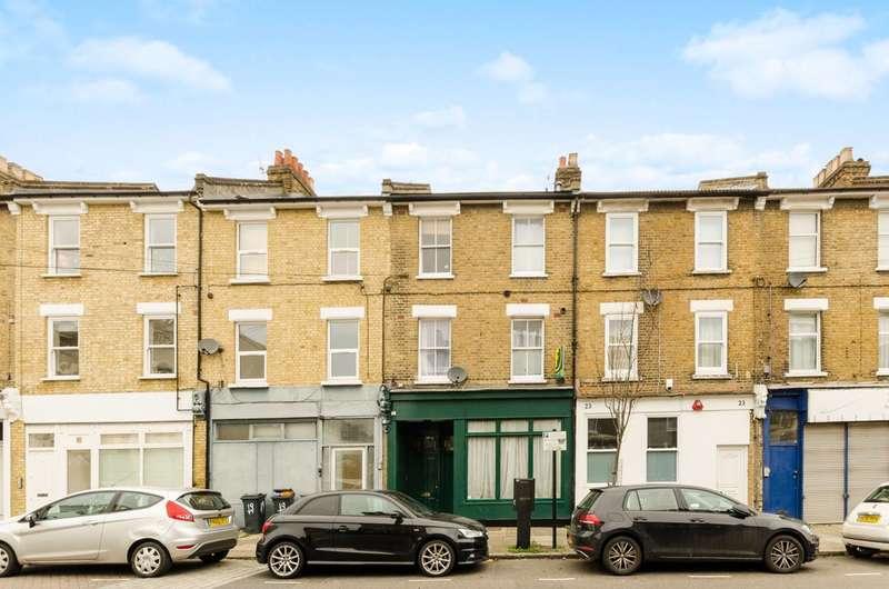 1 Bedroom Flat for sale in Santley Street, Brixton, SW4