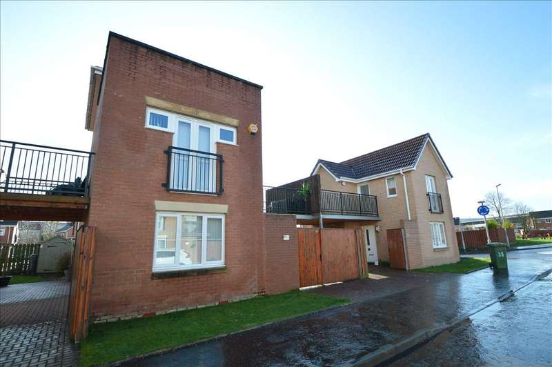 3 Bedrooms Town House for sale in Spence Court, East Kilbride