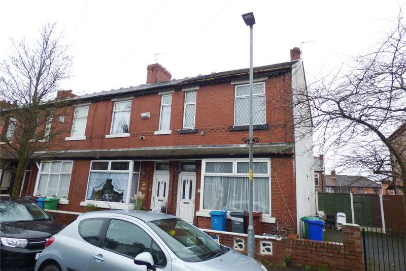 2 Bedrooms End Of Terrace House for sale in Finchley Grove, Moston, Manchester, M40