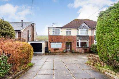 5 Bedrooms Semi Detached House for sale in Booth Road, Bacup, Lancashire, OL13