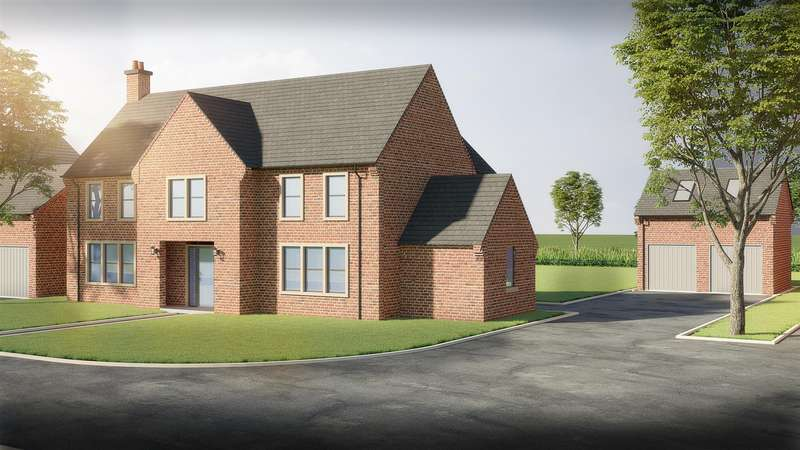 5 Bedrooms Detached House for sale in Gainsborough Road, Middle Rasen, Market Rasen